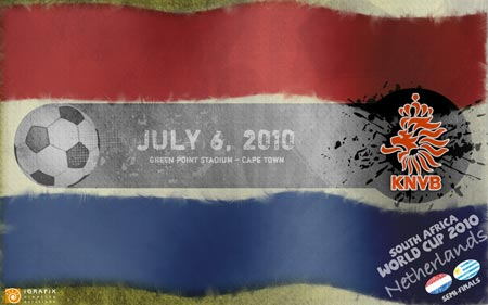 World Cup 2010 - Netherlands SF